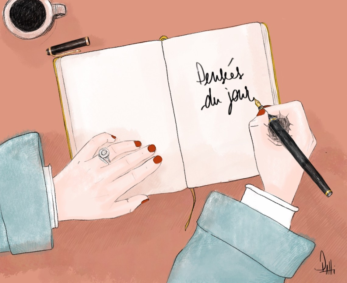 Pourquoi tenir un journal a changé ma vie