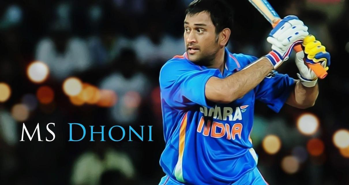 M.S. Dhoni Net Worth