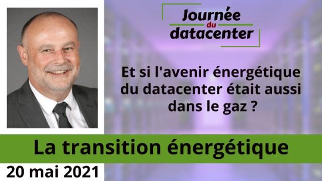 Et si l'avenir énergétique du datacenter était aussi dans le gaz ?