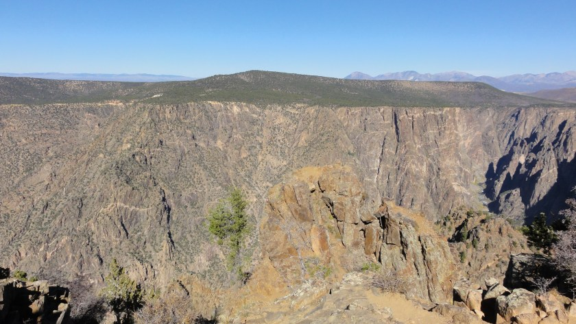 DSC02907-1024x577 Black Canyon of the Gunnison National Park: Deep and Narrow