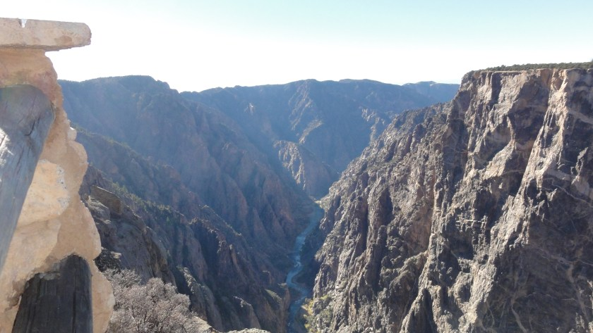 DSC02928-1024x577 Black Canyon of the Gunnison National Park: Deep and Narrow