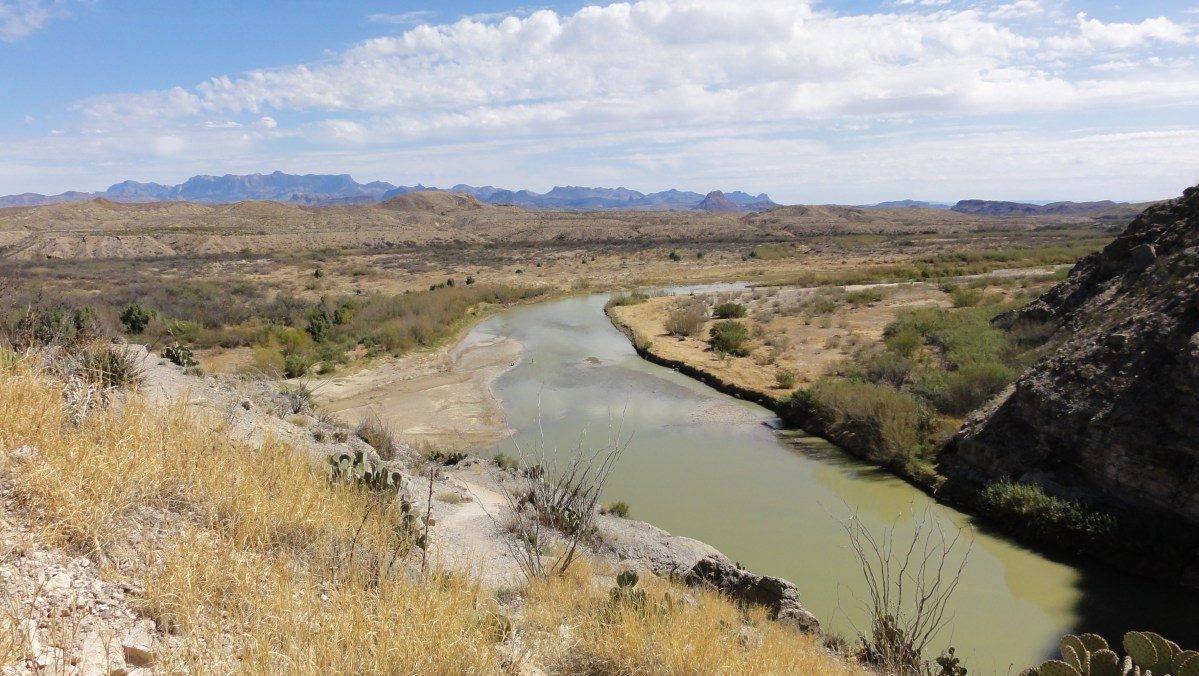 Big Bend National Park: Desert, Mountain, River, and Border
