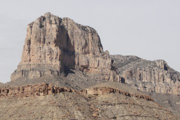 El Capitán at Guadalupe National Park