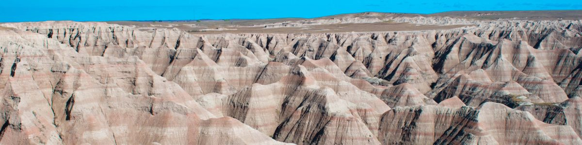 Badlands National Park: Inhospitable Beauty