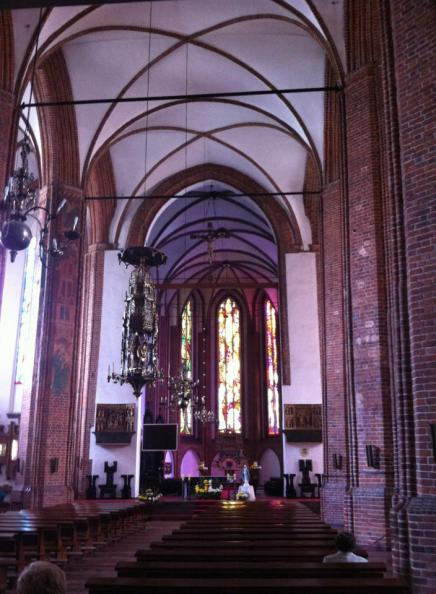 Ben's pictures from Kolobrzeg on his travels to speak with PCM churches with David Hatfield.