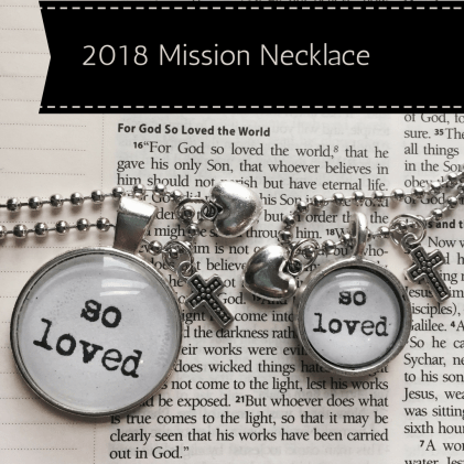 2018 Mission Necklace