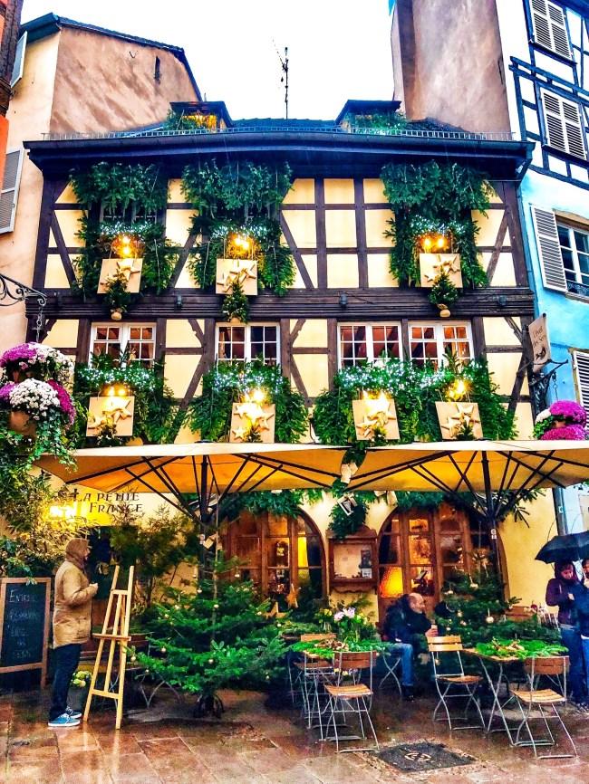 La Corde a Linge, Strasbourg