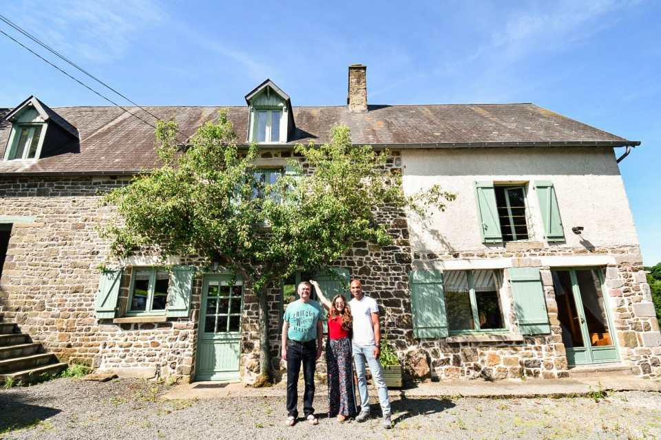 La Thiaumerie, Normandy, France_Bed and Breakfast