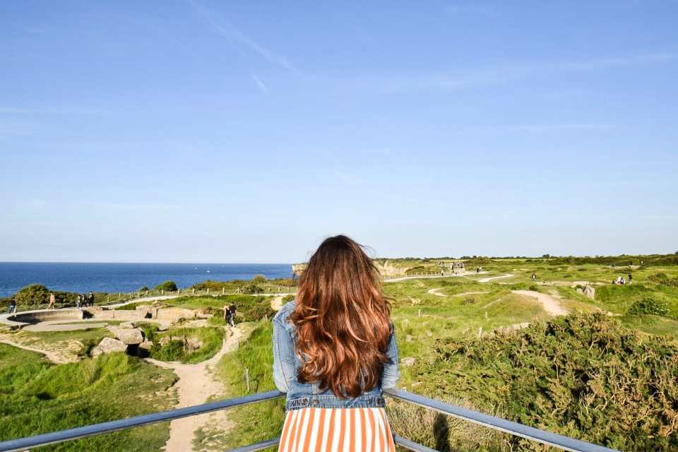 Pointe Du Hoc, Normandy