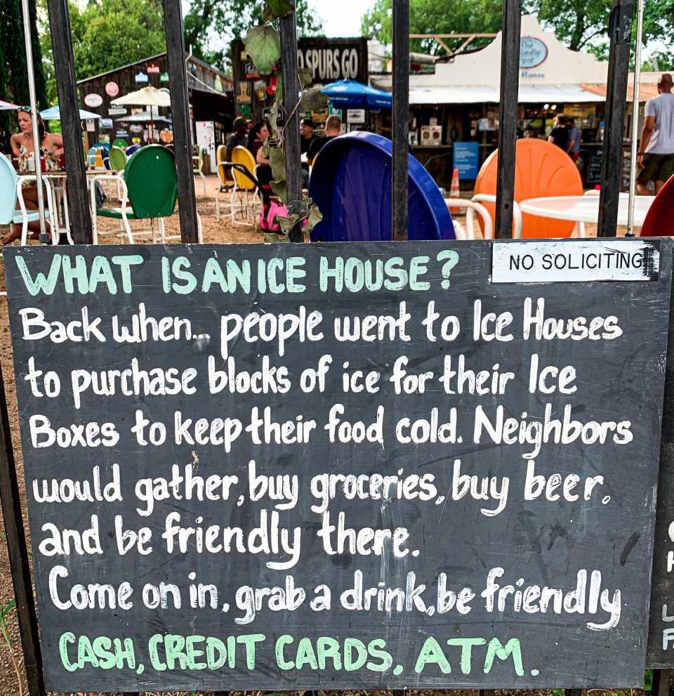 Ice House San Antonio