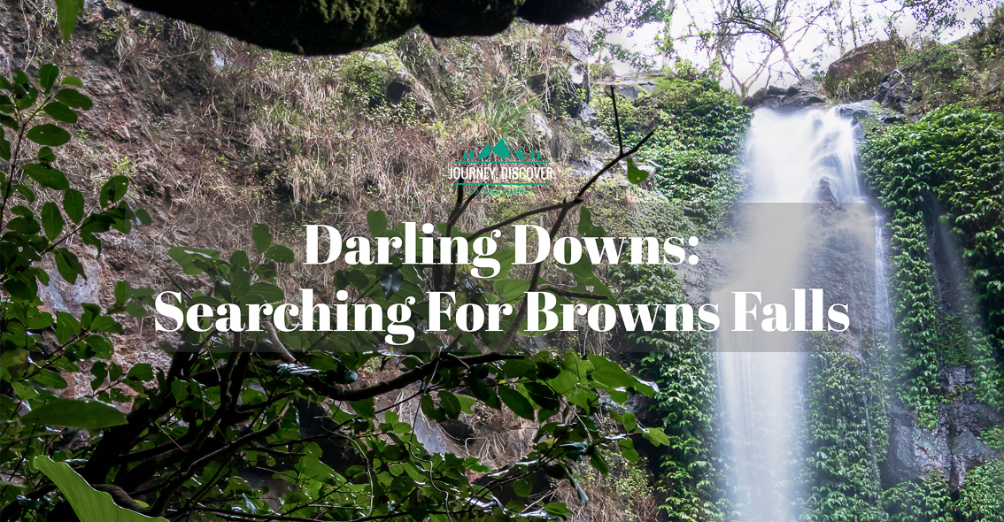 Darling Downs: Searching For Browns Falls