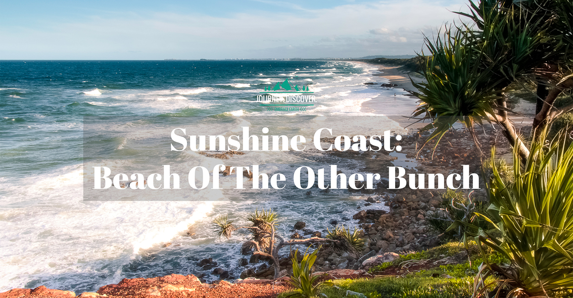 Sunshine Coast: Beach Of The Bunch