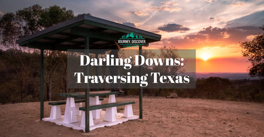 Darling Downs: Traversing Texas