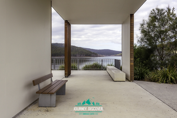Seating At Hinze Dam, Gold Coast
