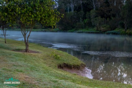 Swim In The Brisbane River At Colleges Crossing, Ipswich