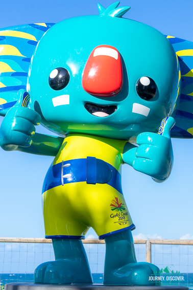 Weightlifting Borobi