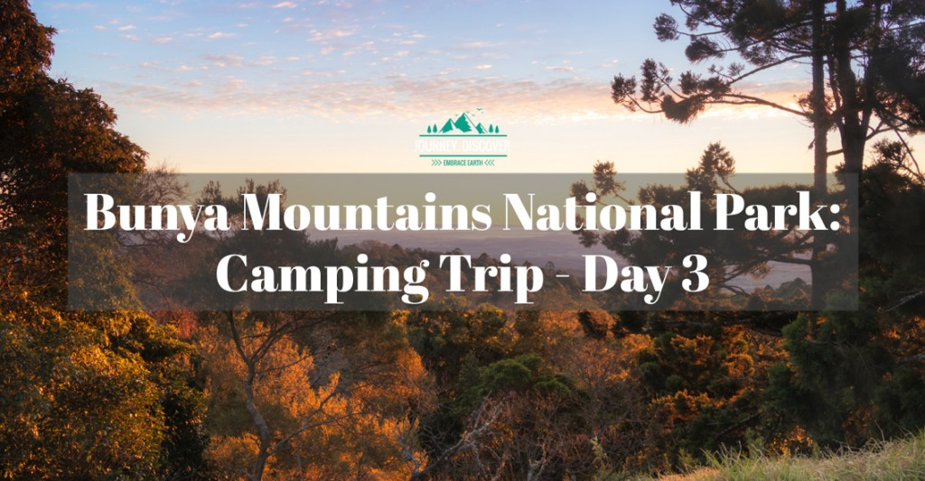 Bunya Mountains National Park - Day 3