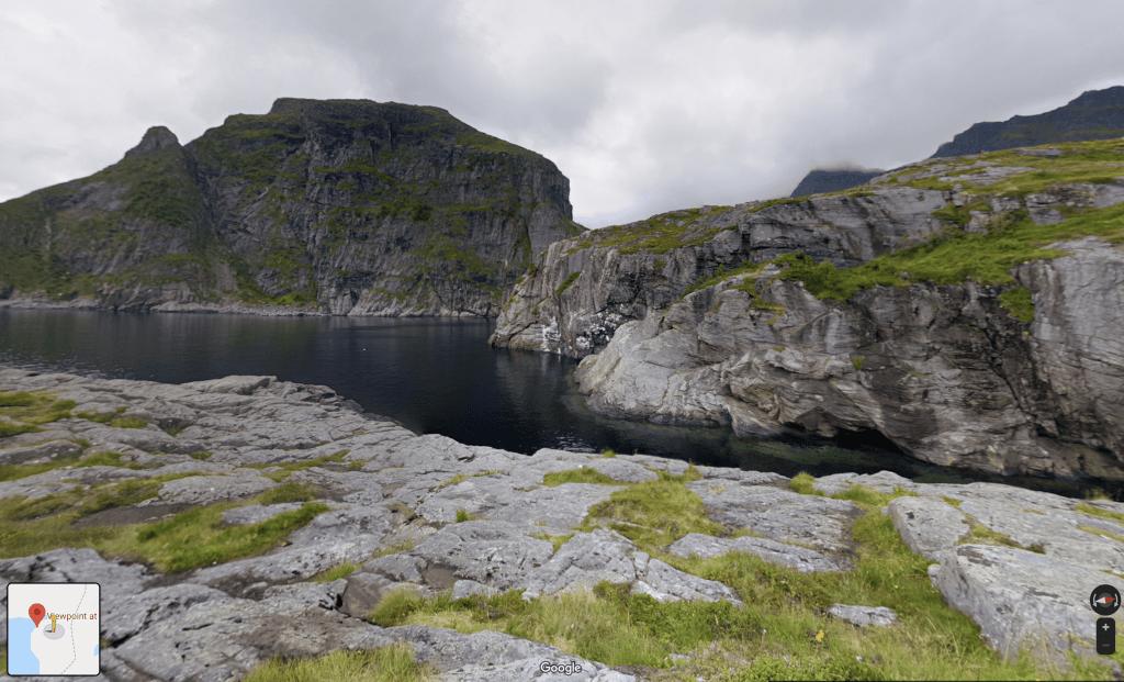 Norway - Utsiktspunkt, Lofoten