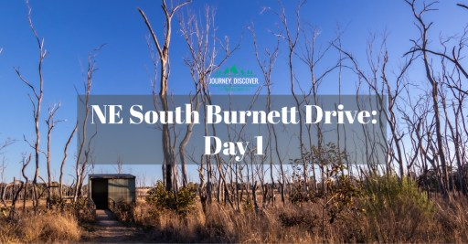 NE South Burnett Drive - Day 1