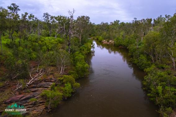 Blackmore River