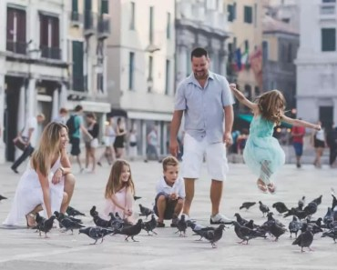 One-day Action Plan for Kids in Venice