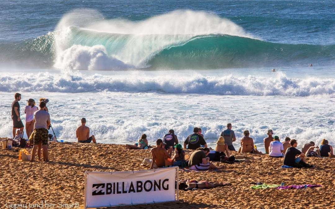 Winter on Oahu's North Shore: Sun, Sand, Surfers, & The Infamous Banzai Pipeline