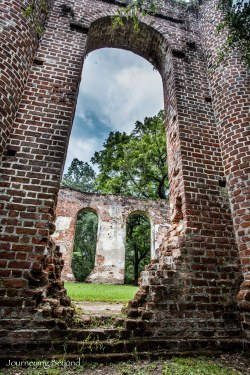 Old Sheldon Church Ruins-8
