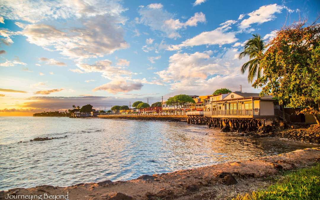 Lahaina ~ West Maui's Historic Whaling Village