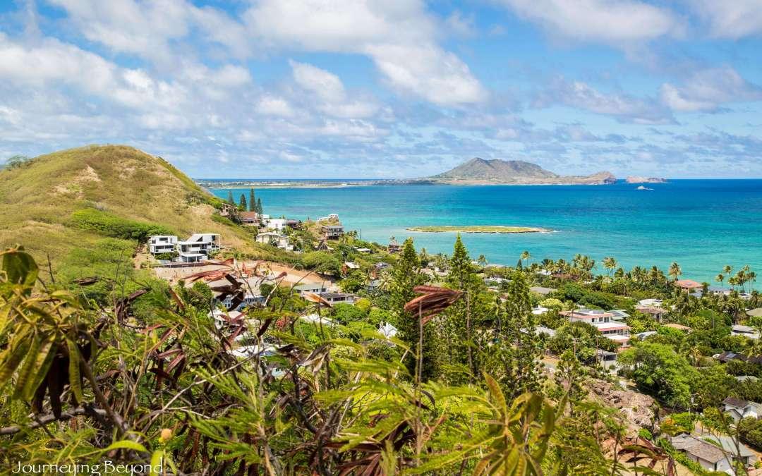 Hike the Lanikai Pillbox Trail in Windward Oahu