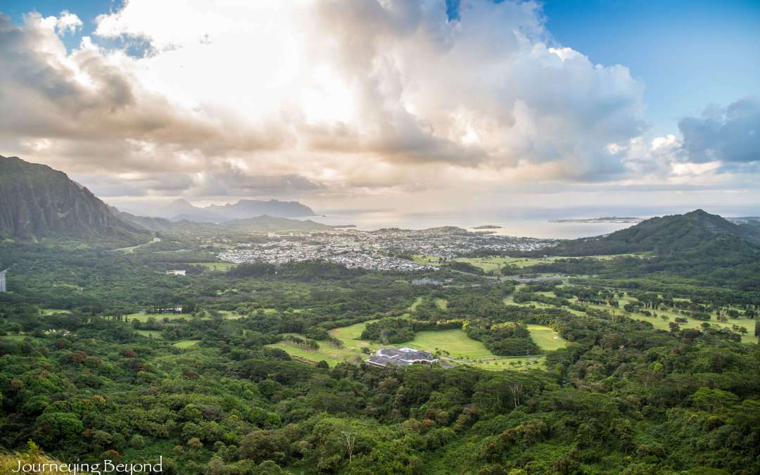 Ghosts, Battles, and Legends ~ the Pali Lookout