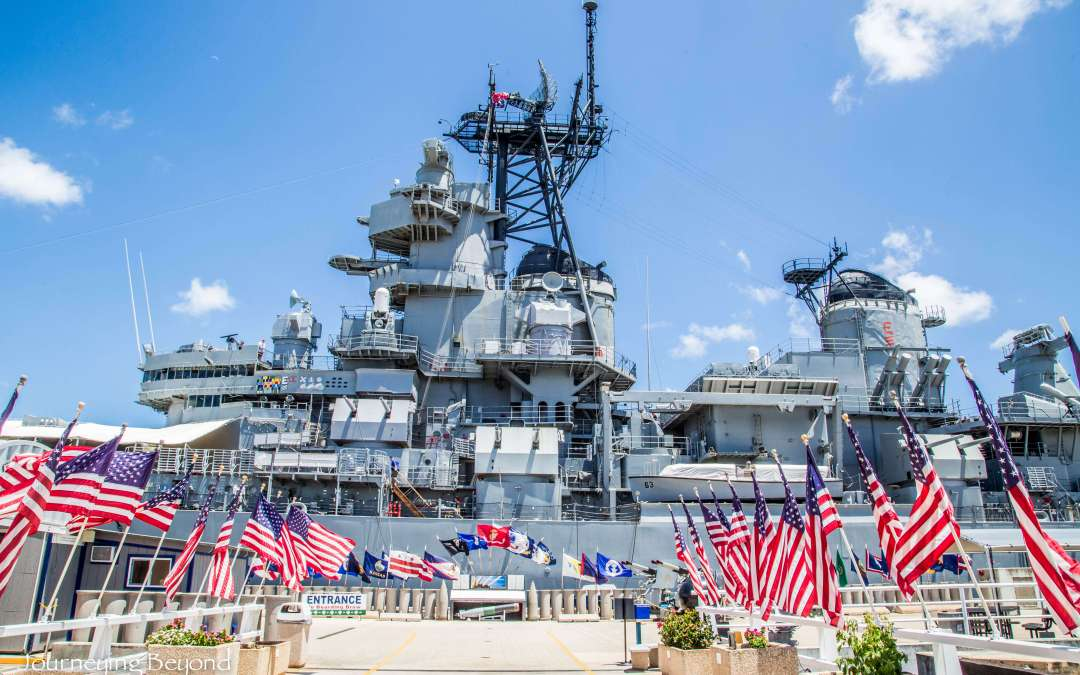 Step Aboard one of the Nation's Most Famous Battleships ~ the USS Missouri