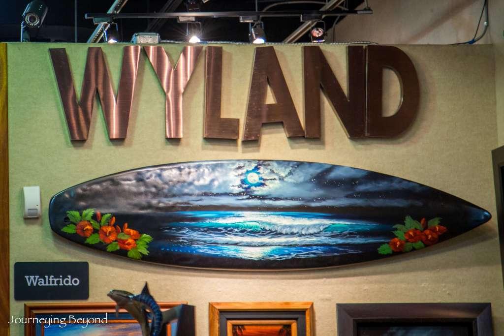 Wyland Gallery Oahu-2