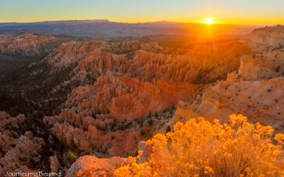 A Bryce Canyon Sunrise