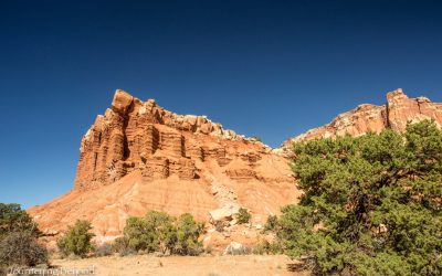 """Finishing Utah"" at Capitol Reef"