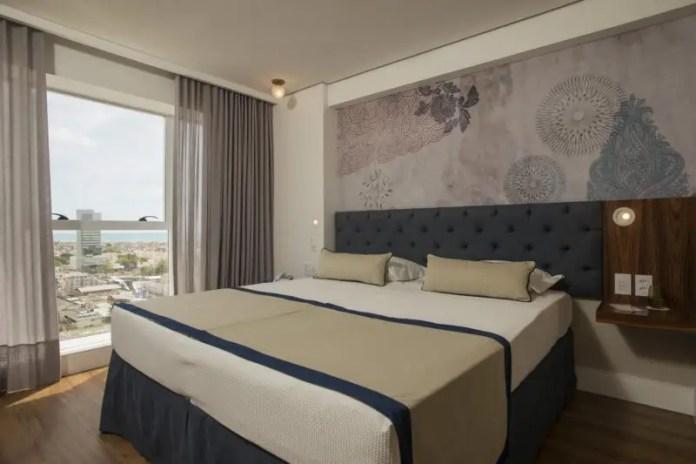 Hotel Luzeiros Room