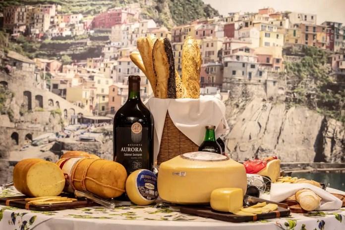 italian themed hotel in iguazu falls brazil