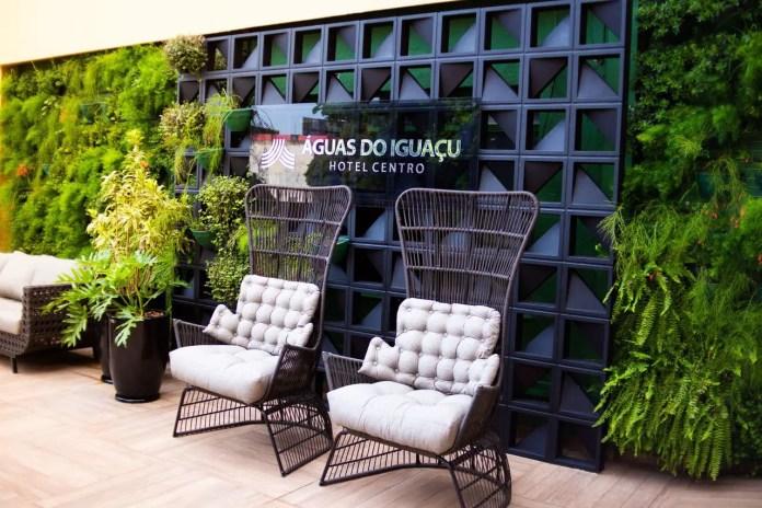 modern hotel in iguazu falls brazil to stay in