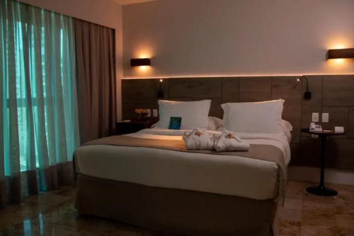 Hotel Atlante Plaza room