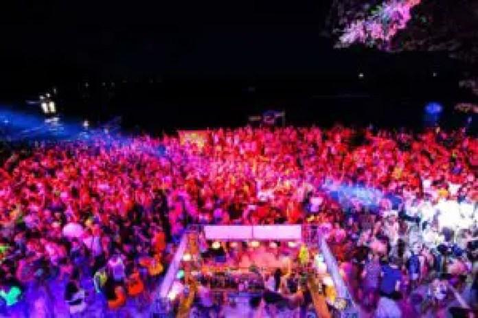 full moon parties koh phangan