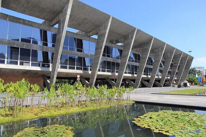 Museu de Arte Moderna do Rio de Janiero