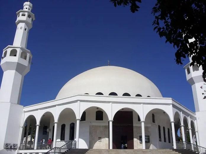 Omar Ibn Al-Khattab Mosque
