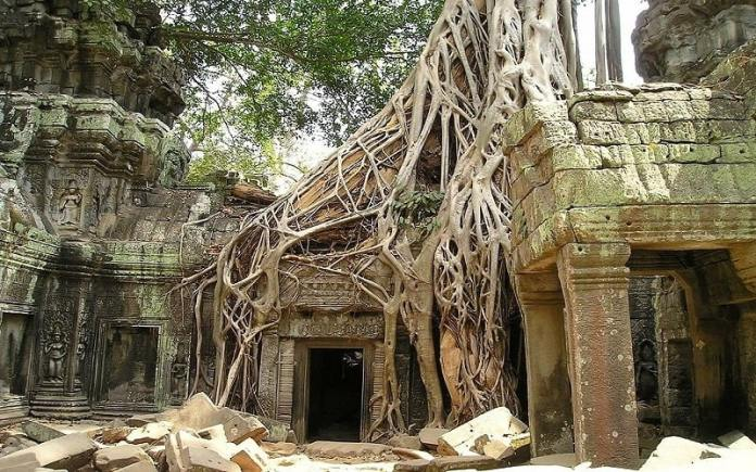 Is Cambodia worth visting? Beng Melea Ruins
