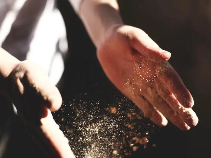 chefs hands