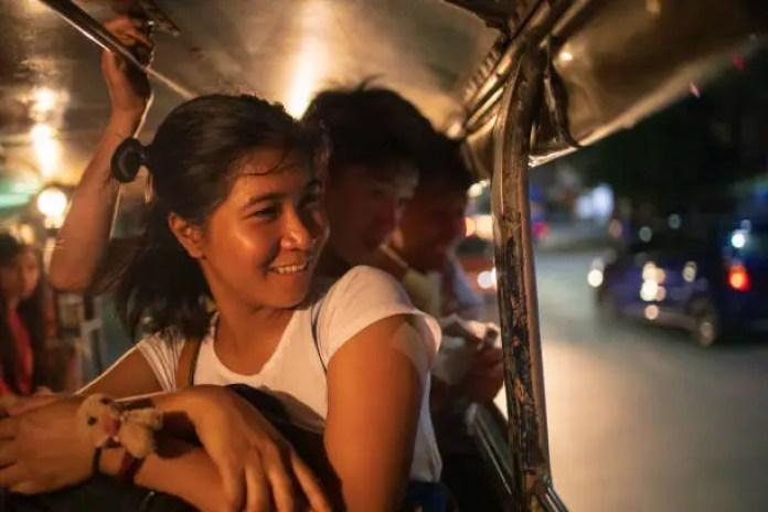 Travel in Manila