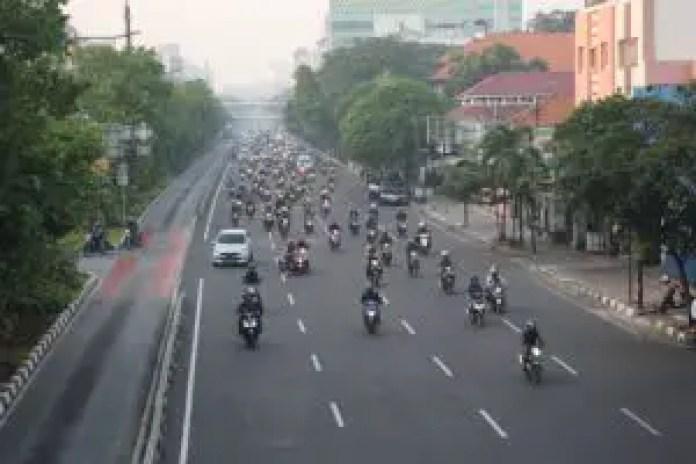 jakarta roads