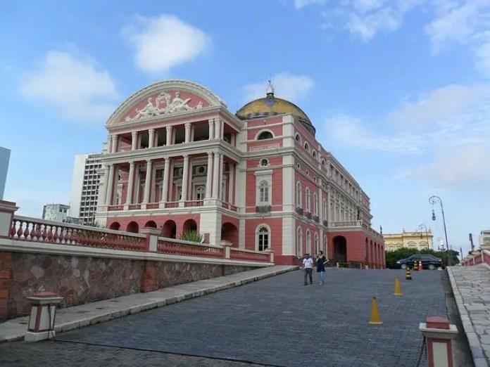 Manaus architecture