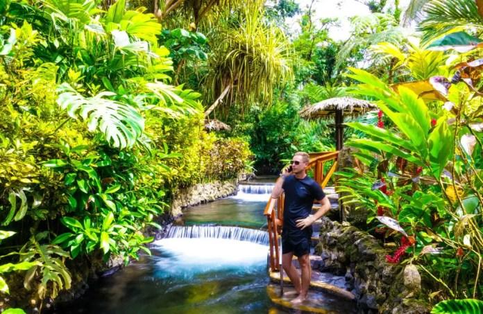 Costa Rica wilderness