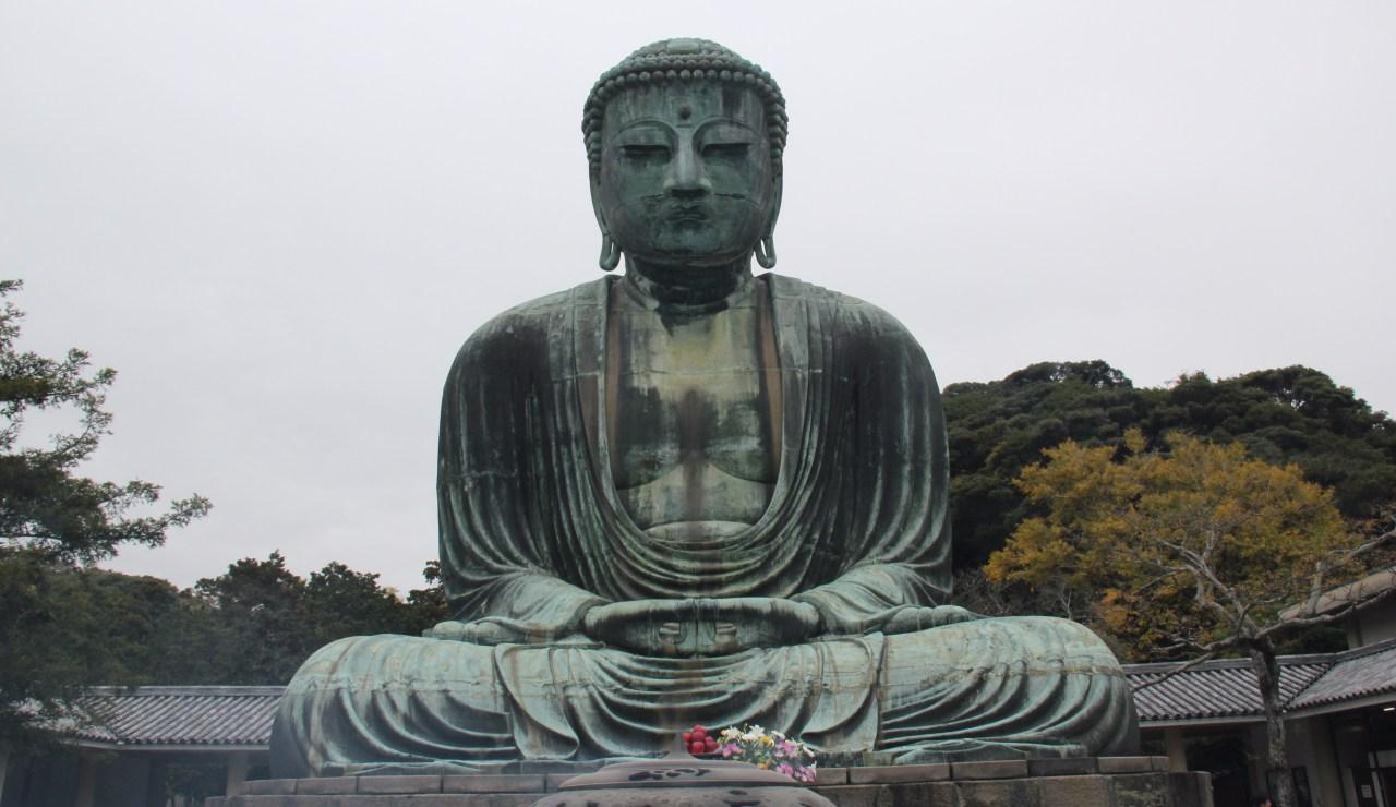 Kamakura Daibutsu, the Great Buddha of Kamakura