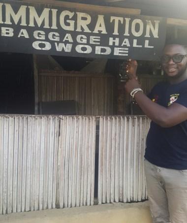 Nigeria/Benin Border