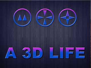 A 3D Life